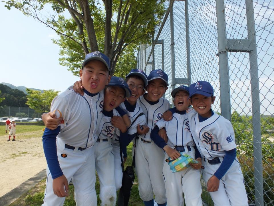 5/4の試合結果(全日本学童 地区大会2回戦)対和田J