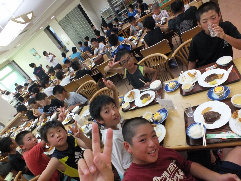 2014年 夏季合宿(スコーレ若宮)