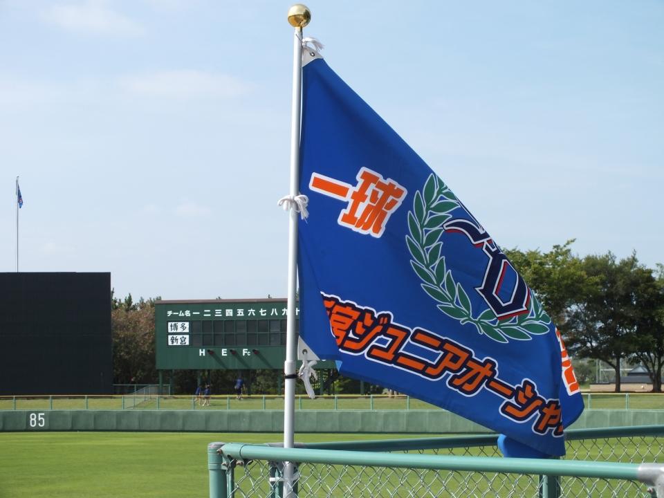 7/28 博多レッドキッズ戦、表彰式