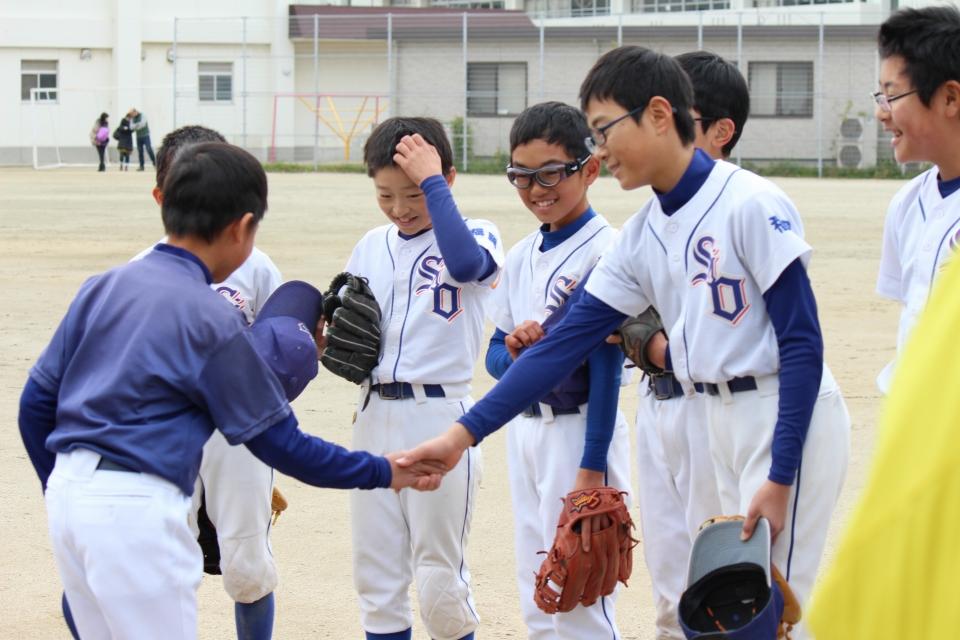 2015 6年生お別れ送別試合ダイジェスト&ギャラリー