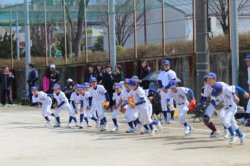 2016まどか少年野球大会