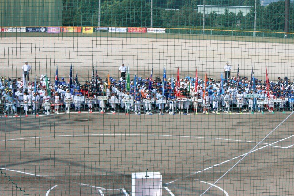 2016稲尾杯少年野球大会の結果