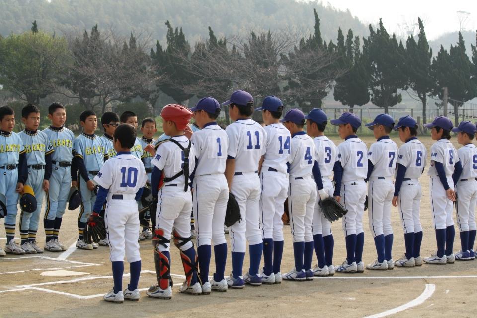2018玄海少年野球連盟新人戦ギャラリー