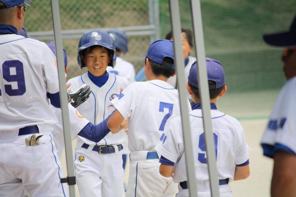福岡県学童支部予選ギャラリー