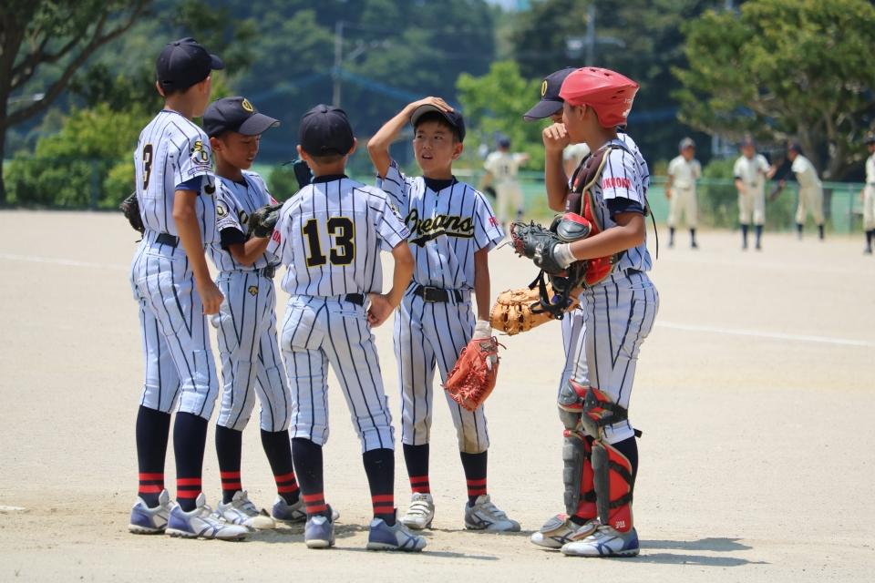 2019福岡県少年野球大会ギャラリー